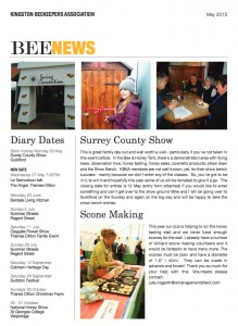Bee News May 2015_KBKA